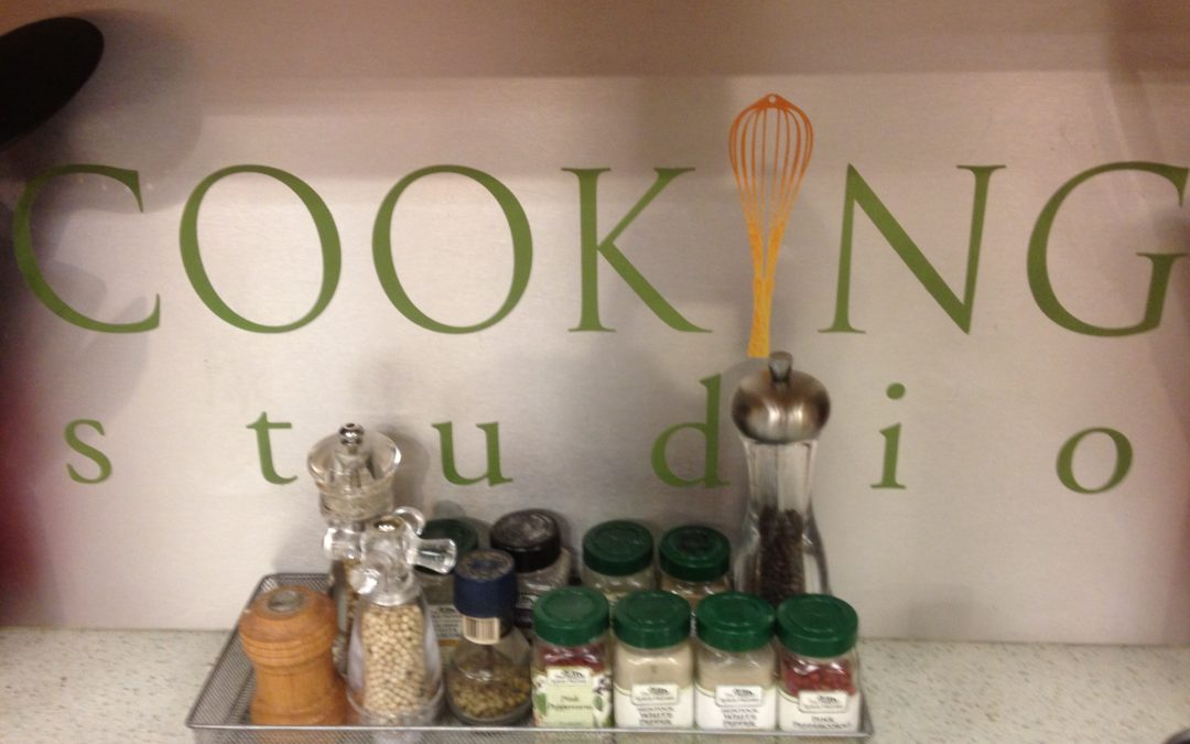 Cooking Class at Kings Cooking Studio, Short Hills, NJ