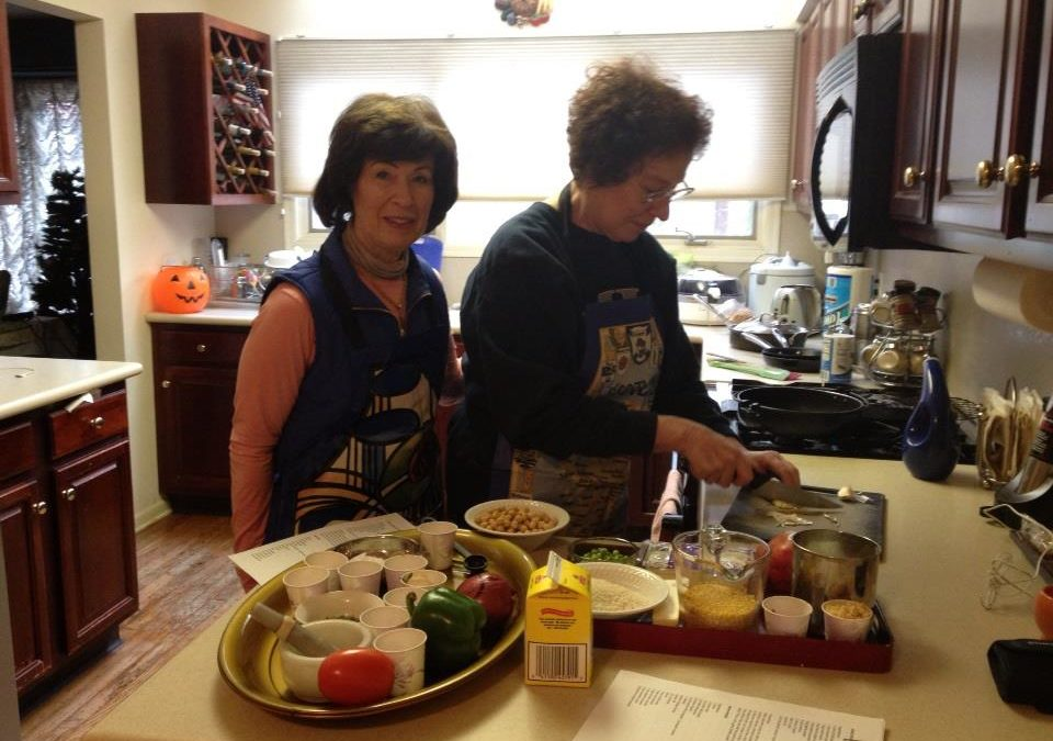 Private Cooking Class with Beth Robinson!